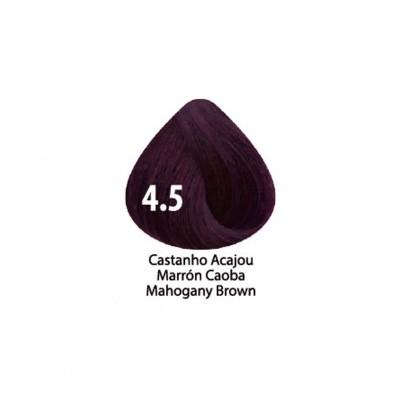Tinta Violet Keratin Trendy 4.5 - 100ml - CASTANHO ACAJOU