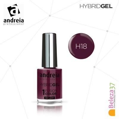 Hybrid Gel Andreia – Fusion Color H18
