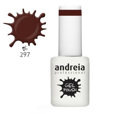 Verniz Gel Andreia 297 – O vinho (bordeaux)