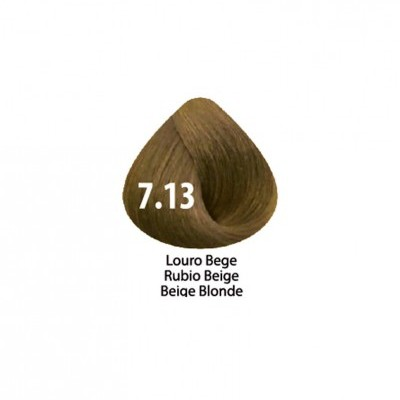 Tinta Violet Keratin Trendy 7.13 - 100ml - LOURO BEGE
