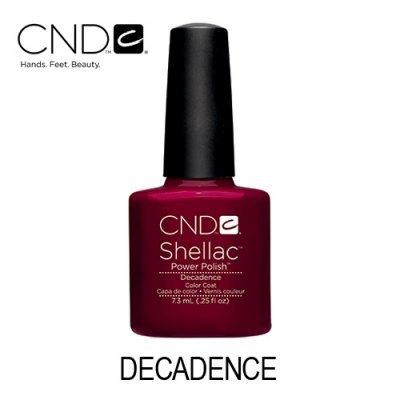 CND Shellac – Decadence (Bordeaux)