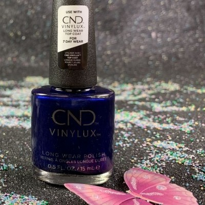 CND Shellac #00116 – Sassy Sapphire