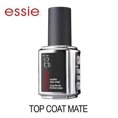 ESSIE - Top Coat Mate para Verniz Gel