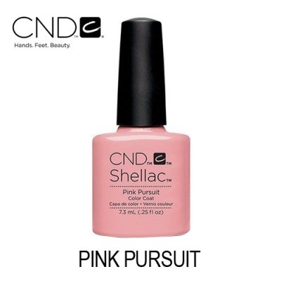 CND Shellac – Pink Pursuit (Pêsego Rosado)