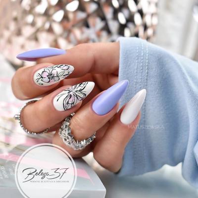 Verniz Gel Molly Lac – Glamour Women 005 – Violet Room