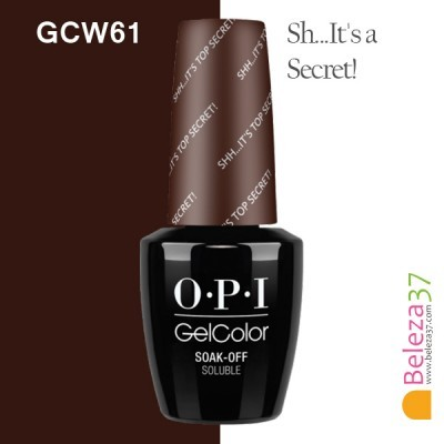OPI GC W61 – Sh...It's a Secret!