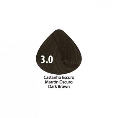 Tinta Violet Keratin Trendy 3.0 - 100ml - CASTANHO ESCURO