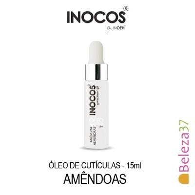 Óleo de Cutículas Inocos 15ml - Amêndoas