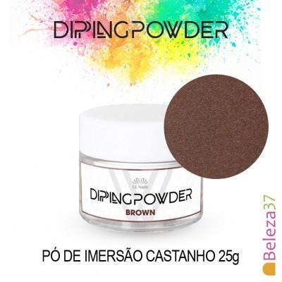 Dipping Powder Brown 25g (Pó de Imersão Castanho)