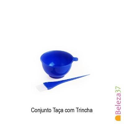 Conjunto Taça com Trincha