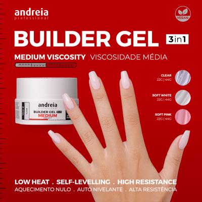 Builder Gel Andreia Medium Viscosity