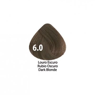 Tinta Violet Keratin Trendy 6.0 - 100ml - LOURO ESCURO