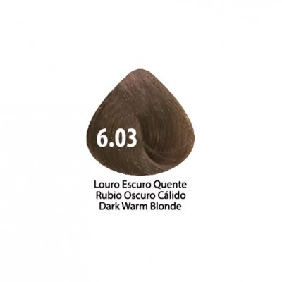 Tinta Violet Keratin Trendy 6.03 - 100ml - LOURO  ESCURO QUENTE