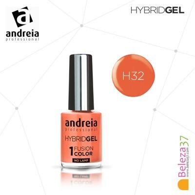 Hybrid Gel Andreia – Fusion Color H32