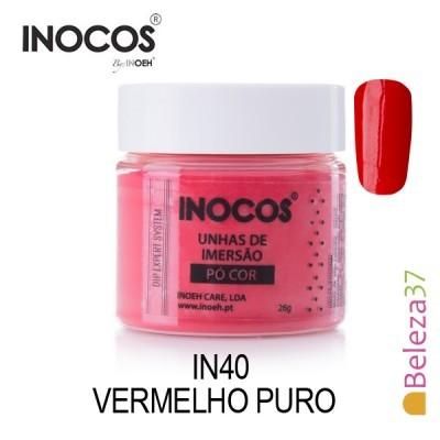 IN40 - COR VERMELHO PURO