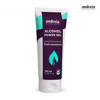 Alcohol Power Gel Andreia 100ml