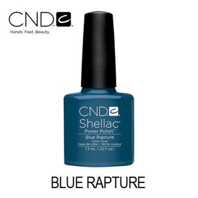 CND Shellac – Blue Raptor
