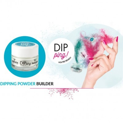 Dipping Powder Andreia - Builder  Soft Pink 30g