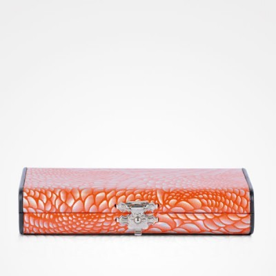 Kit de manicura de 7 peças - Laranja