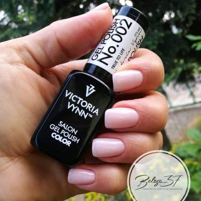 Victoria Vynn 002 – True to Life (Branco Leitoso)