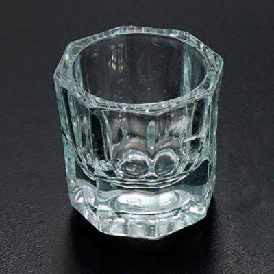 Frasco em Vidro para Acrílico (Pequeno)