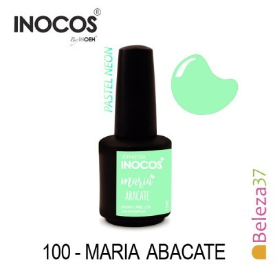 Verniz Gel Inocos 100 — Maria Abacate