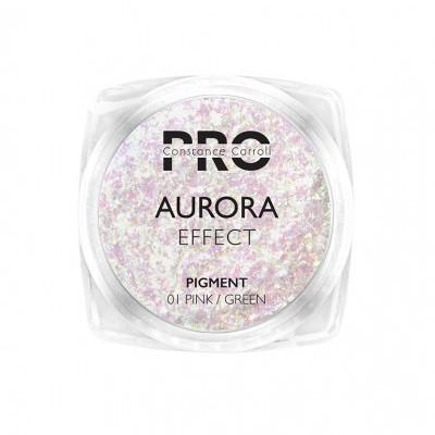 Pigmento Aurora Constance Carroll - Pink/Green 01