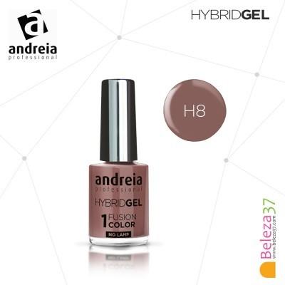 Hybrid Gel Andreia – Fusion Color H8