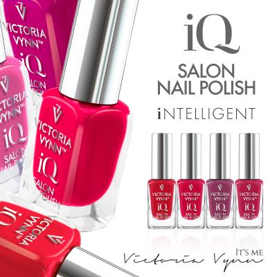 IQ Victoria Vynn Nail Polish 011 – Parfait Pink