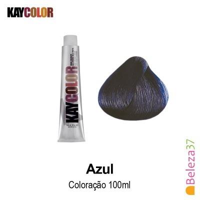 KayColor Coloração 100ml - Azul