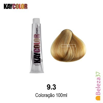 KayColor Coloração 100ml - Cor 9.3