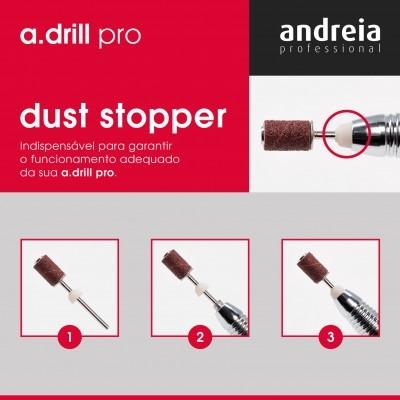 Nova a.drill Pro Andreia - Broca Micromotor Sem Fios Portátil
