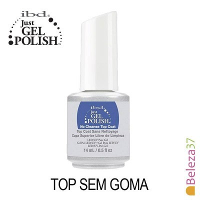 IBD 57093 – No Cleanse Top Coat (Top Sem Goma)