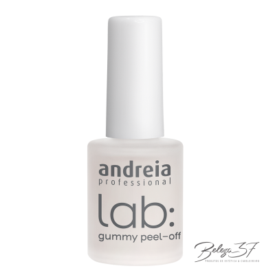 lab: gummy peel-off andreia