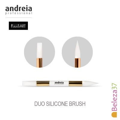 Duo Silicone Brush Andreia