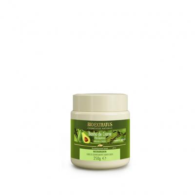 Banho de Creme Pós-Quimica Abacate Bio Extratus 250g