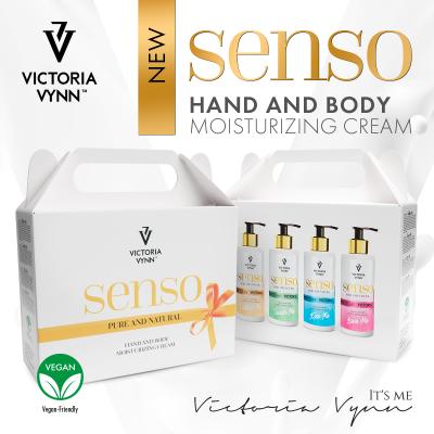 SENSO - Creme Hidratante Victoria Vynn