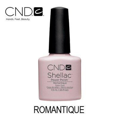 CND Shellac – Romantique (Rosa Claro)