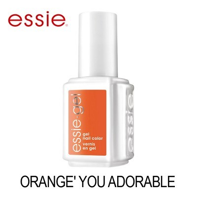 ESSIE 5065 – ORANGE' YOU ADORABLE