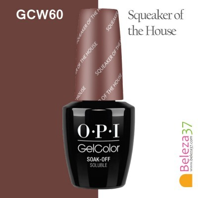OPI GC W60 – Squeaker of the House