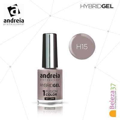 Hybrid Gel Andreia – Fusion Color H15