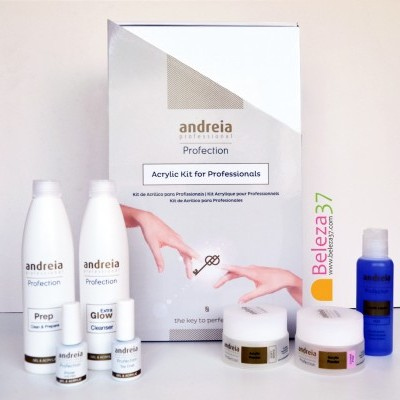 Kit de Acrílico para Profissionais Andreia Profection