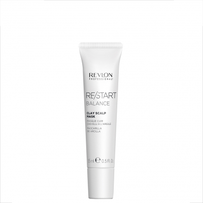 Revlon Restart Balance Clay Scalp Mask 15ml