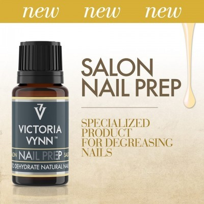 Salon Nail Prep Victoria Vynn