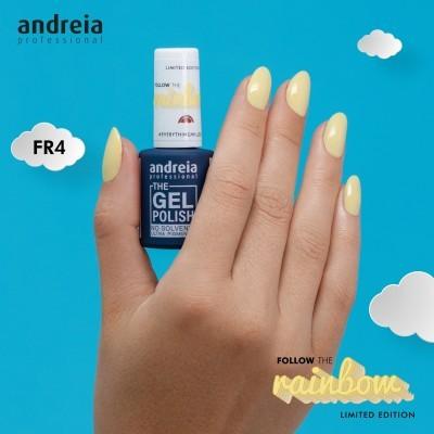 The Gel Polish Andreia FR4 - Amarelo