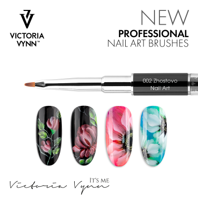 Pincel Victoria Vynn Zhostovo 002