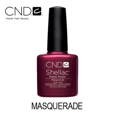 CND Shellac – Masquerade