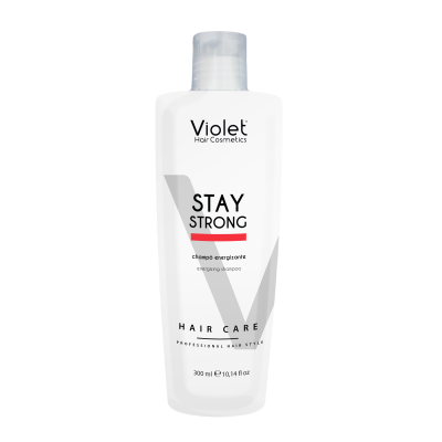 Champô Violet Stay Strong 300ml