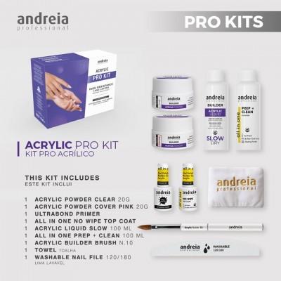 ACRYLIC PRO KIT Andreia Professional