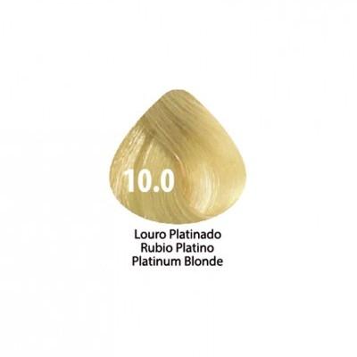 Tinta Violet Keratin Trendy 10.0 - 100ml - LOURO PLATINADO